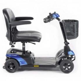 Scooter électrique 4 roues COLIBRI Bleu Outdoor