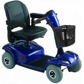 Scooter électrique Leo 4 roues Bleu Onyx