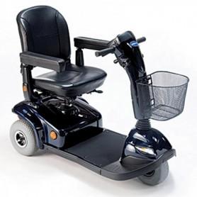 Scooter électrique Leo 3 roues Bleu Onyx