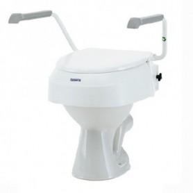 Rehausseur de WC avec couvercle Aquatec AT900 Avec accoudoirs