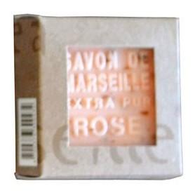 Savon enrichi au beurre de Karité Rose