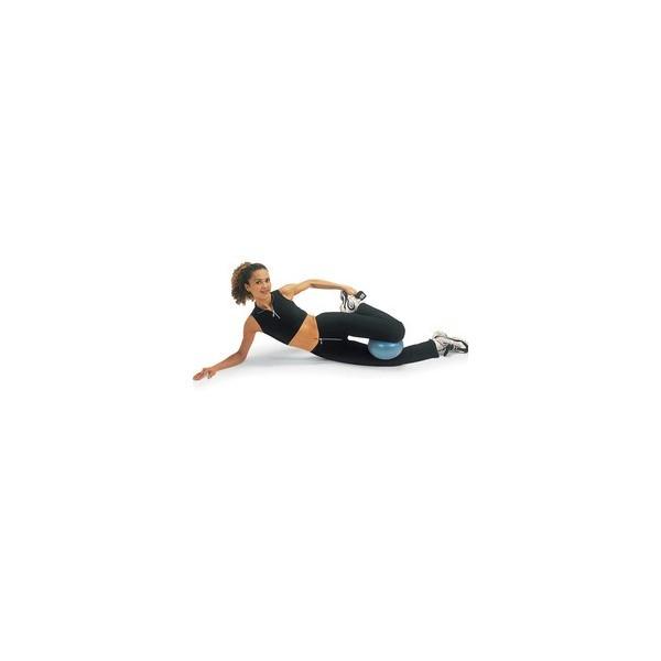 Overball - ballon pour Pilates Jaune